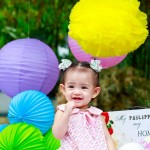 Katte's pre-1st birthday shoot