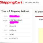 LBC Shippingcart experience